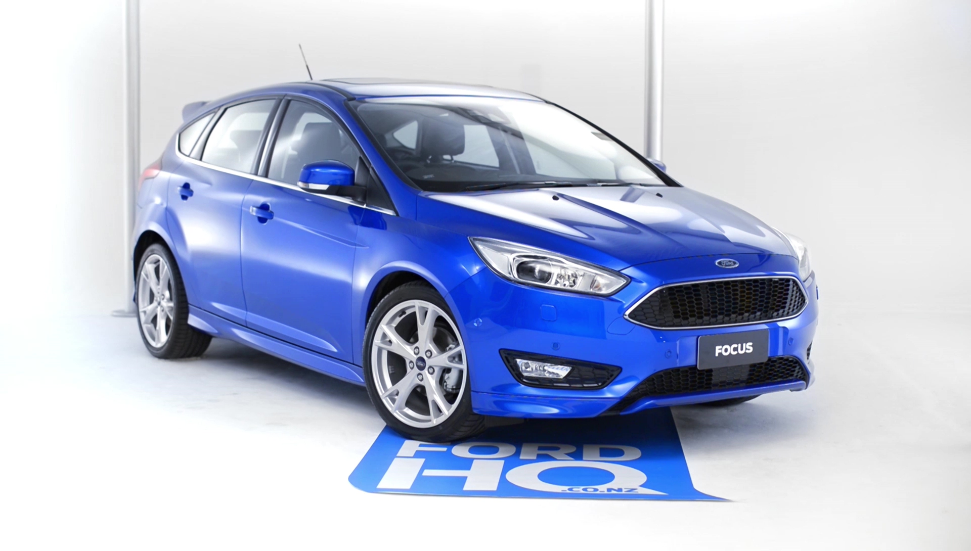Ford focus, car studio