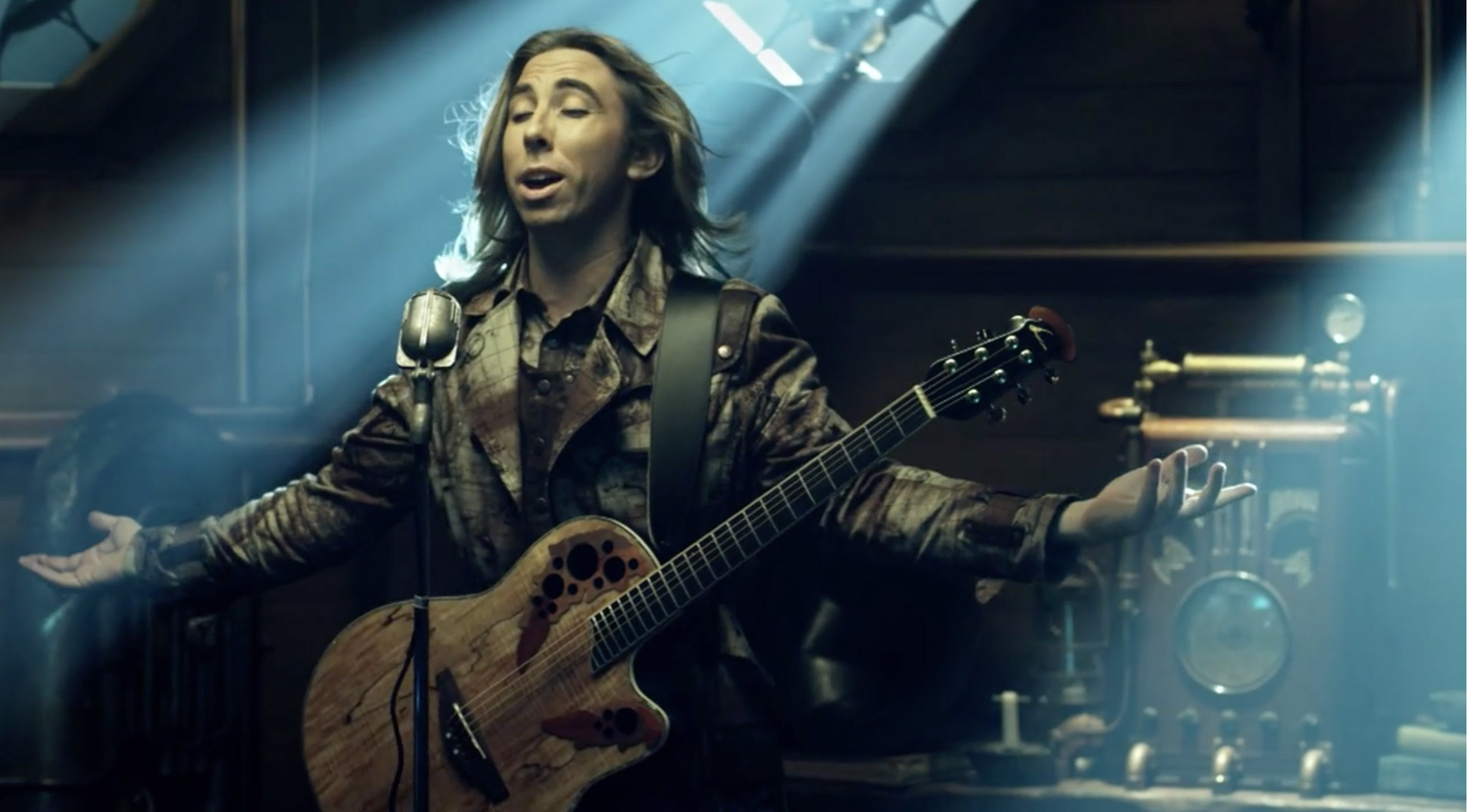 Starboy Music Video