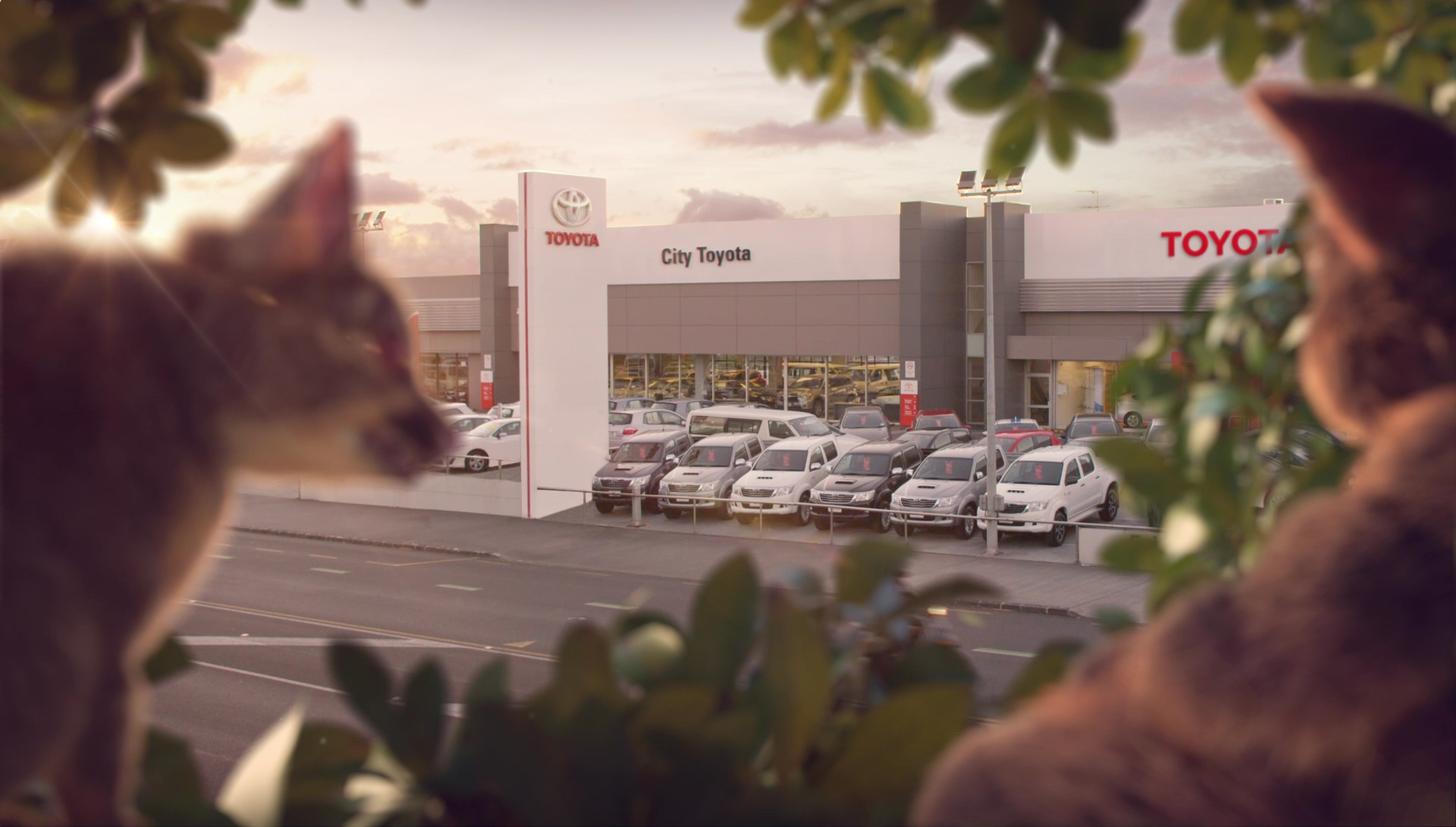 Toyota Television Commercial