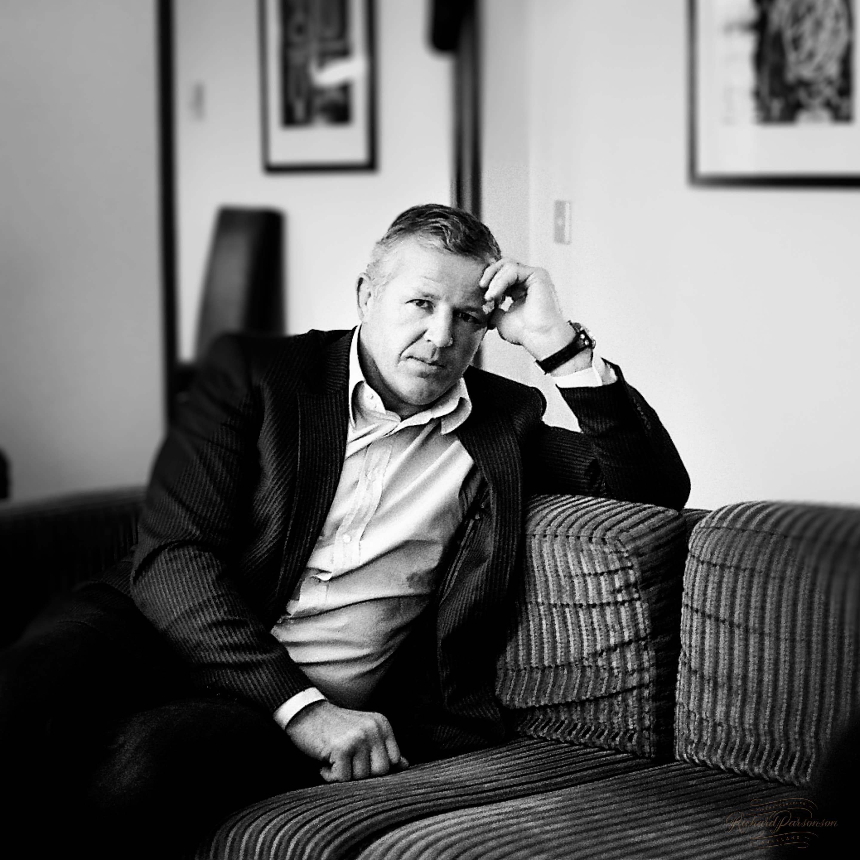 Sean Fitzpatrick Portrait
