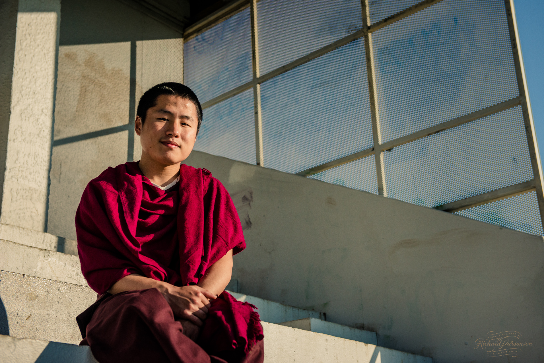 Kiwi Buddha Portrait